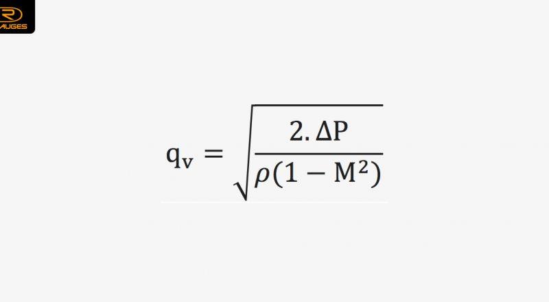Công thức tính lưu lượng dòng chảy theo áp suất