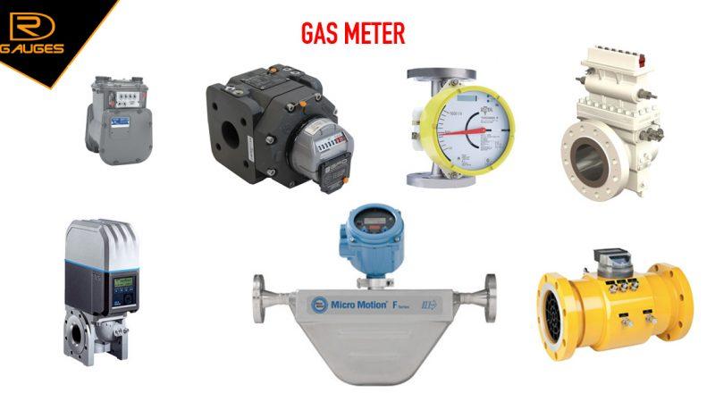 Đồng hồ đo lưu lượng Gas