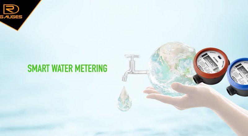 Đồng hồ nước thông minh