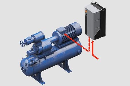 Biến tần điều khiển động cơ điện